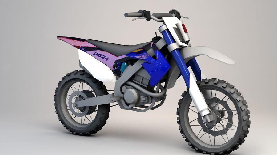 5'li Spor Bisiklet Paketi royalty-free 3d model - Preview no. 16