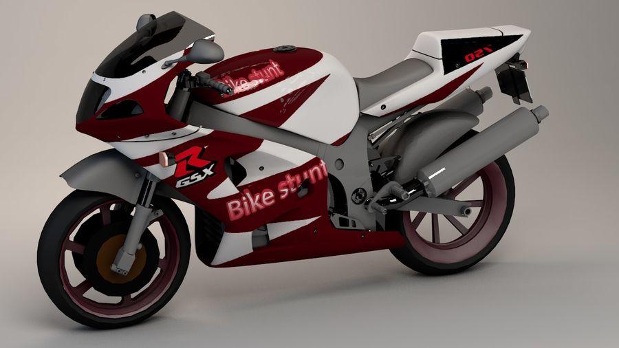 5'li Spor Bisiklet Paketi royalty-free 3d model - Preview no. 22