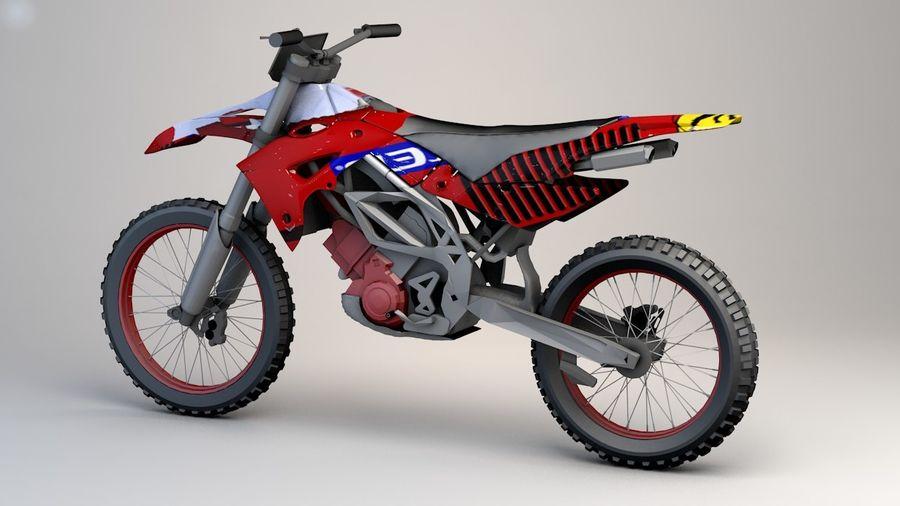 5'li Spor Bisiklet Paketi royalty-free 3d model - Preview no. 9
