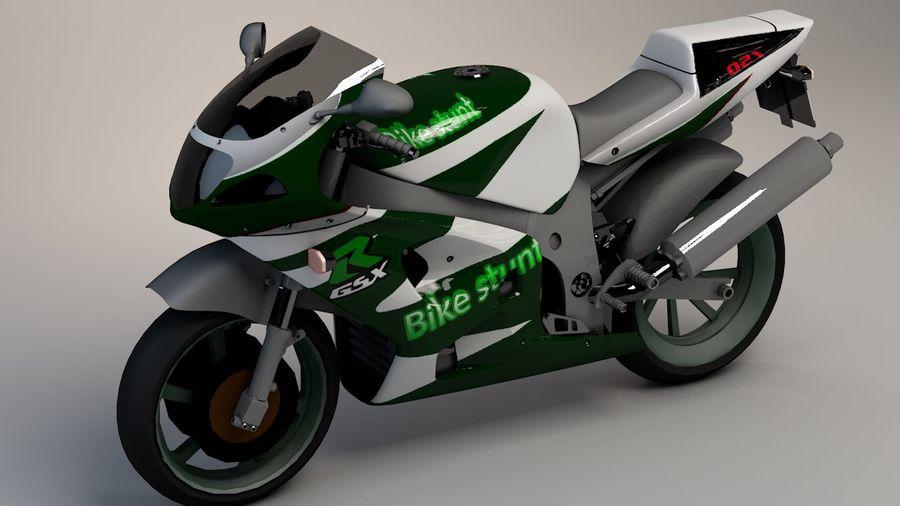 5'li Spor Bisiklet Paketi royalty-free 3d model - Preview no. 26
