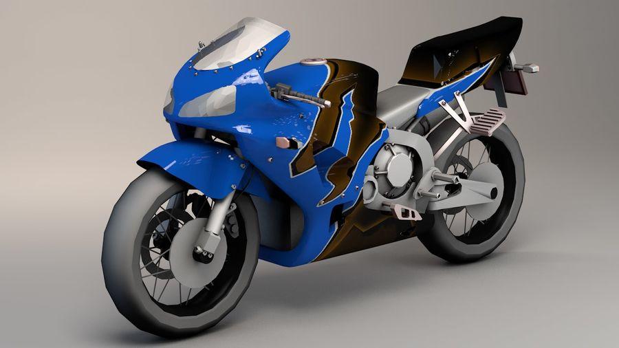 5'li Spor Bisiklet Paketi royalty-free 3d model - Preview no. 7