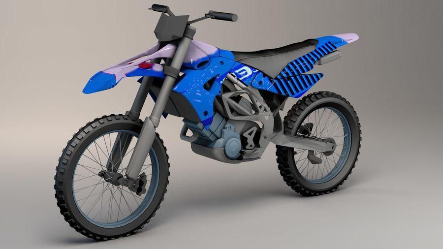 5'li Spor Bisiklet Paketi royalty-free 3d model - Preview no. 10