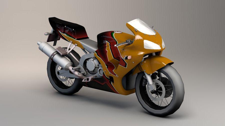 5'li Spor Bisiklet Paketi royalty-free 3d model - Preview no. 5