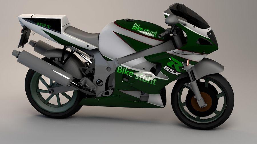 5'li Spor Bisiklet Paketi royalty-free 3d model - Preview no. 25