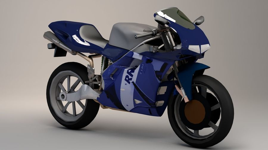 5'li Spor Bisiklet Paketi royalty-free 3d model - Preview no. 27