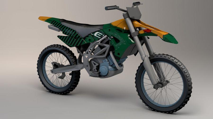 5'li Spor Bisiklet Paketi royalty-free 3d model - Preview no. 13