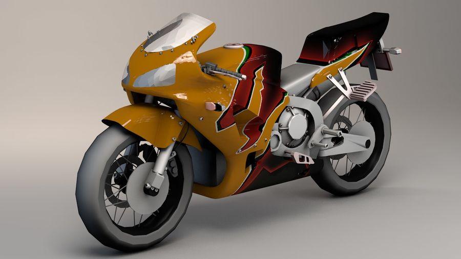 5'li Spor Bisiklet Paketi royalty-free 3d model - Preview no. 4