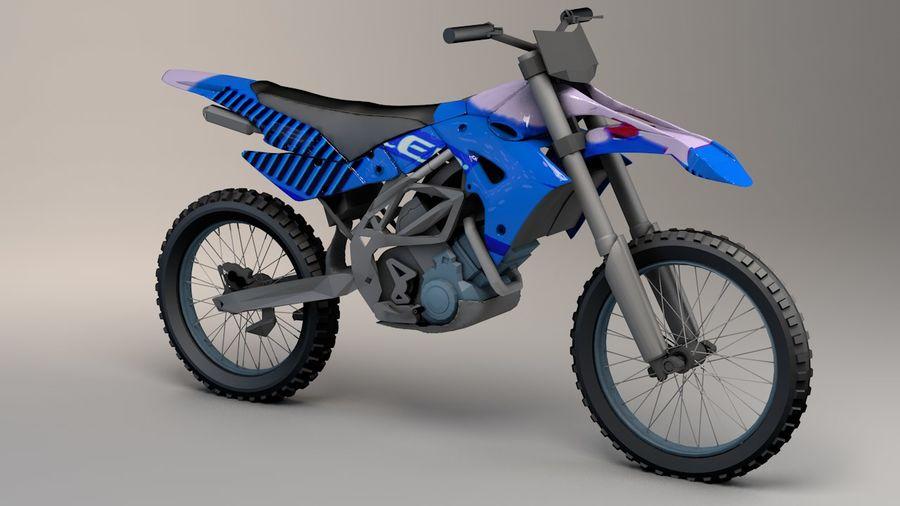 5'li Spor Bisiklet Paketi royalty-free 3d model - Preview no. 11
