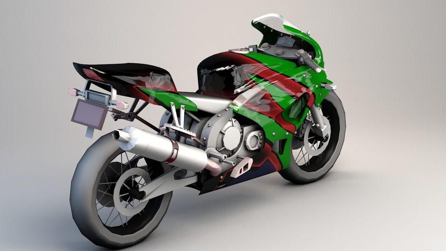 5'li Spor Bisiklet Paketi royalty-free 3d model - Preview no. 2