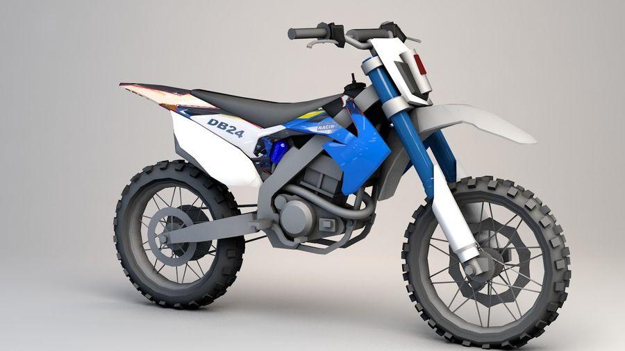 5'li Spor Bisiklet Paketi royalty-free 3d model - Preview no. 17