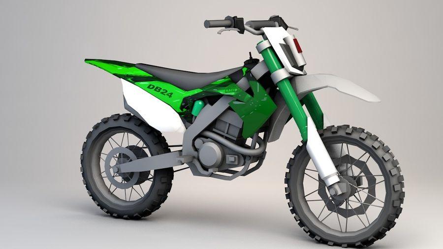 5'li Spor Bisiklet Paketi royalty-free 3d model - Preview no. 14