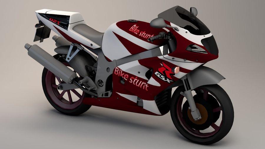 5'li Spor Bisiklet Paketi royalty-free 3d model - Preview no. 21
