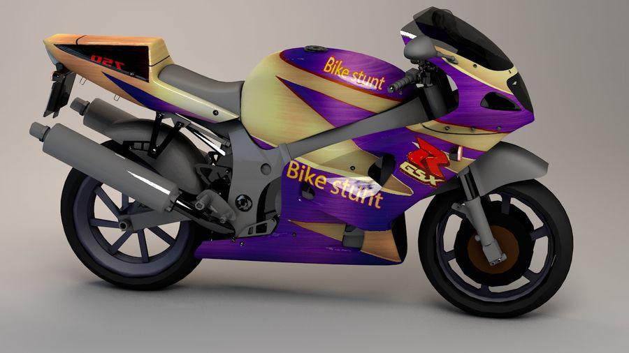 5'li Spor Bisiklet Paketi royalty-free 3d model - Preview no. 24