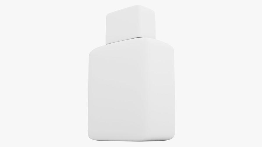 Ceramic Bottle royalty-free 3d model - Preview no. 10