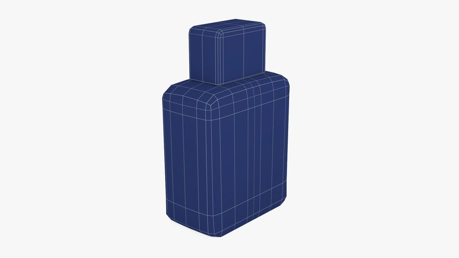 Ceramic Bottle royalty-free 3d model - Preview no. 22