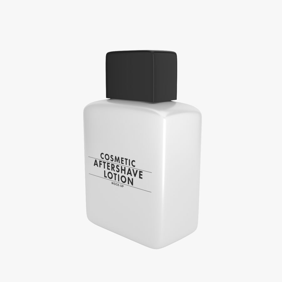 Ceramic Bottle royalty-free 3d model - Preview no. 1