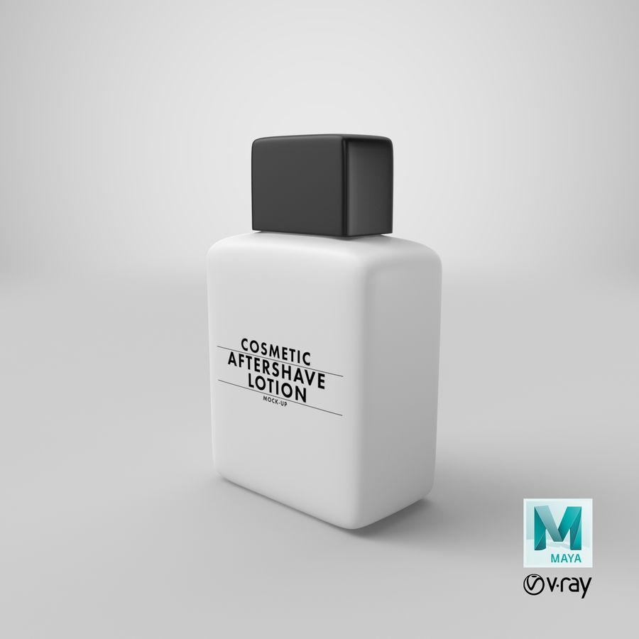Ceramic Bottle royalty-free 3d model - Preview no. 36