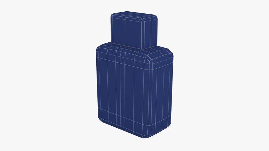 Ceramic Bottle royalty-free 3d model - Preview no. 20