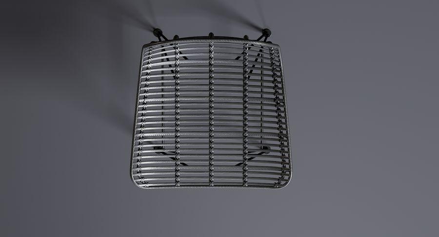 Bar stołek Living royalty-free 3d model - Preview no. 6