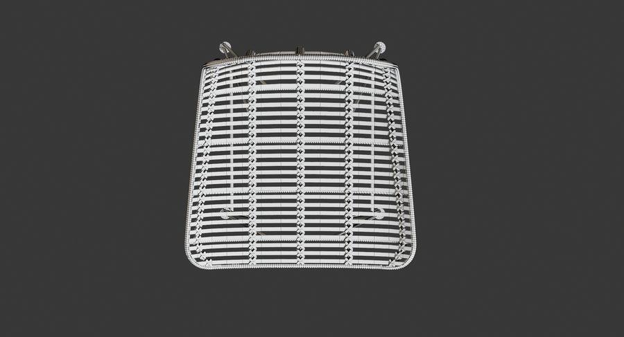Bar stołek Living royalty-free 3d model - Preview no. 18