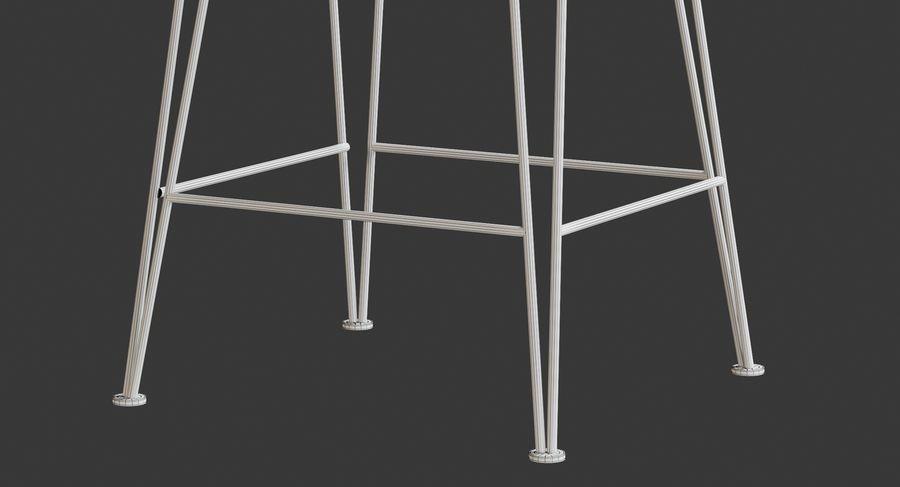 Bar stołek Living royalty-free 3d model - Preview no. 17