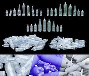 Plastic fles 3d model