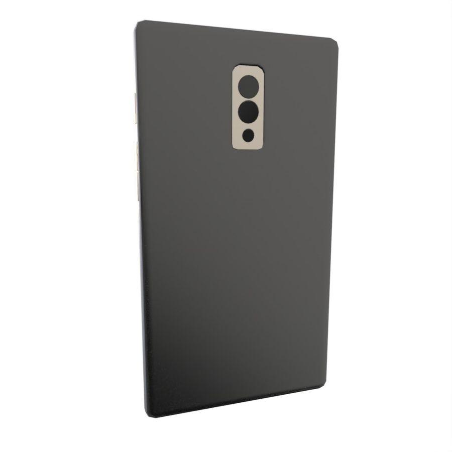핸드폰 royalty-free 3d model - Preview no. 2