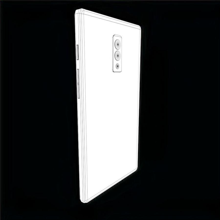 핸드폰 royalty-free 3d model - Preview no. 3