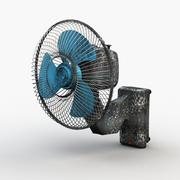 Electric Fan 3d model