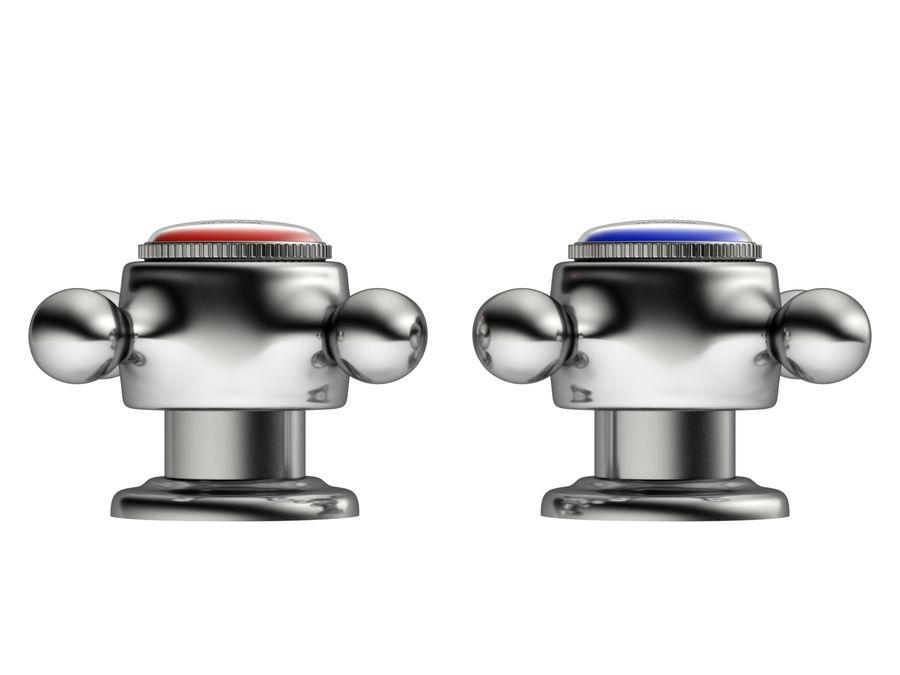Lavabo Bataryası royalty-free 3d model - Preview no. 4