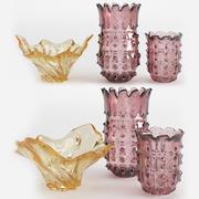 Eichholtz Vasen Set 2 3d model