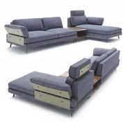 Victor sofa 3d model