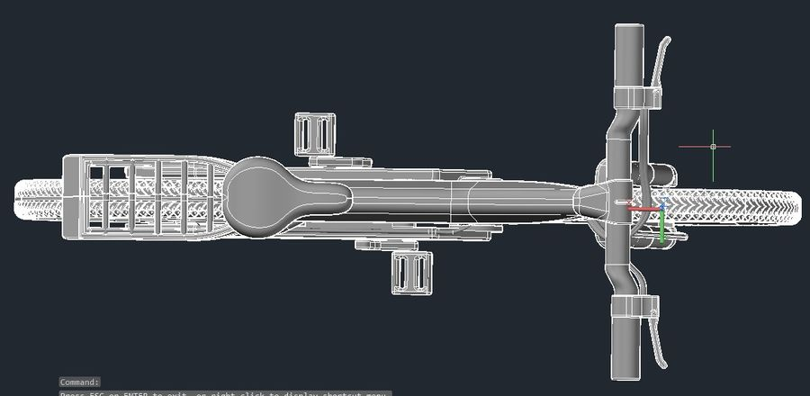 cycle royalty-free 3d model - Preview no. 6