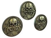 Stapel von Münzen 3d model