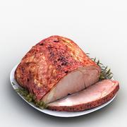Roast Meat 3d model