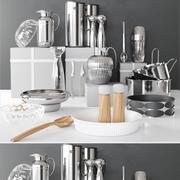 Sprzęt kuchenny 3 3d model