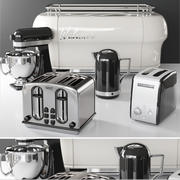 Utensilios de cocina modelo 3d