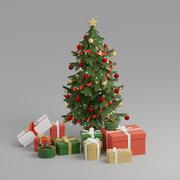 Weihnachtsbaum 36G 3d model