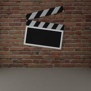 grzechot kino 3d model