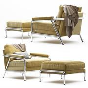 Carpe Diem Busnelli fauteuil 3d model