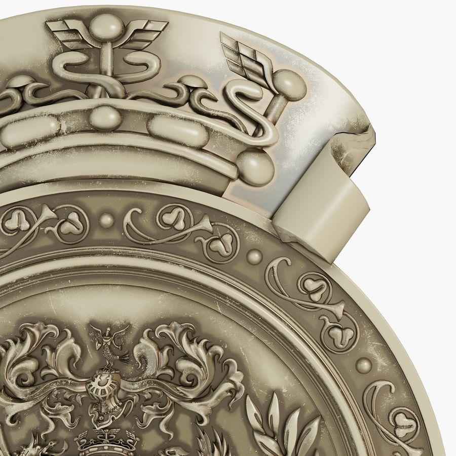 wapen royalty-free 3d model - Preview no. 4