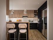 Cocina moderna modelo 3d