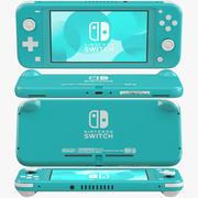 Nintendo Switch Lite - Turquoise 3d model