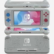 Nintendo Switch Lite Zacian et Zamazenta Edition 3d model