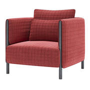 Herman Miller ColourForm Кресло 3d model