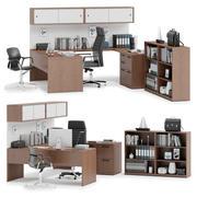 Herman Miller Canvas Private Office v9 3d model
