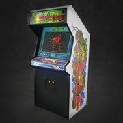 Game Arcade Centipede 3d model