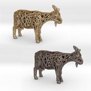 山羊 3d model
