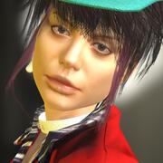 Natalie 3d model