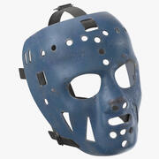 Ice Hockey - Jim Rutherford Mask 3d model